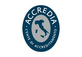 Logo Accredia pubblico